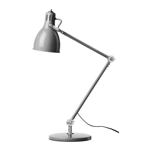 IKEA Lampka, bardzo dobrze oświetla miejsce do nauki