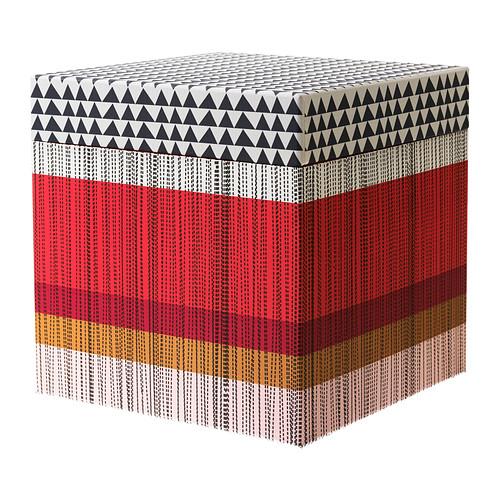 IKEA Kolorowe pudełko