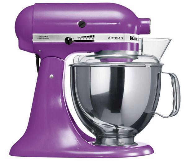 www.pixmania.fi Robot kuchenny w kolorze lawendowym