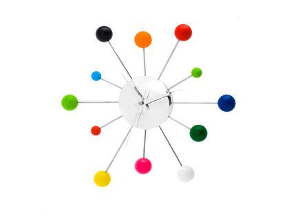 FormaZone Zegar z kolorowymi kulkami