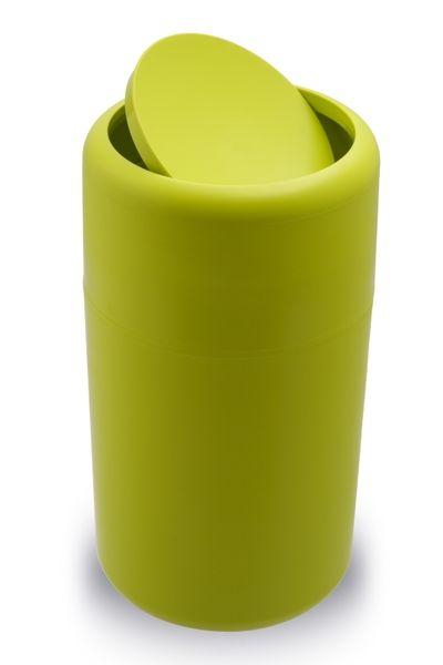 Empik Zielony kosz na śmieci