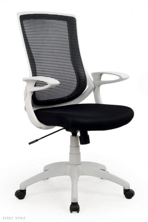Efekt Style Krzesło czarno-białe