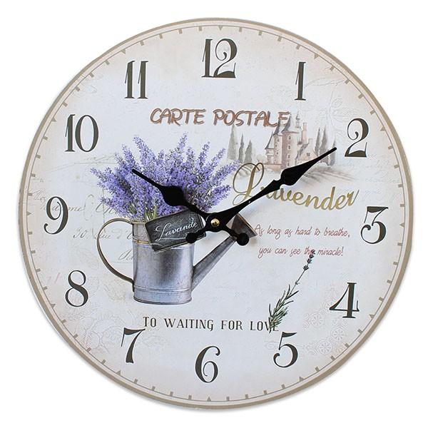 dekoracjadomu.pl bardzo ładny zegar ścienny, pasuje do każdego wnętrza