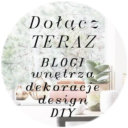 Blogi wnętrza/dekoracje/design/DIY